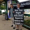 Evangelists Arrested for Preaching at NJ Train Station Still Facing Jail Time as Trial Continues