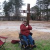 Wheelchair Doesn't Stop Mississippi Christian From Standing Up for Jesus