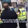 Scottish Police Arrest Preacher Again for Proclaiming Gospel in Street
