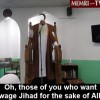 Chicago Imam Urges Muslims to Wage Jihad Against Israel 'for the Sake of Allah': Video