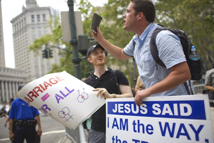 Town That Cited Street Preacher for Being 'Annoying' Must Now Answer to Federal Court