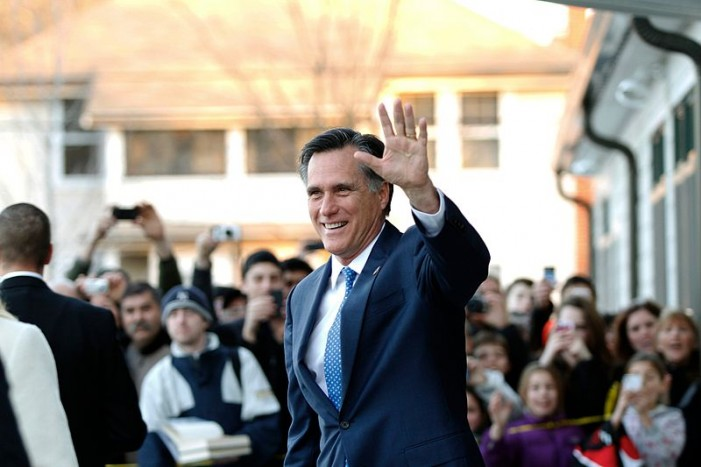 Mitt Romney Comes Out in Support of Homosexual Boy Scout Leaders, Members
