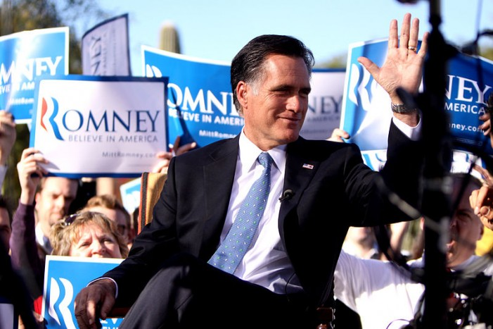Romney Reiterates Support for Homosexual Adoption