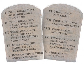 ACLU Sues Oklahoma County in Effort to Remove Ten Commandments at County Courthouse