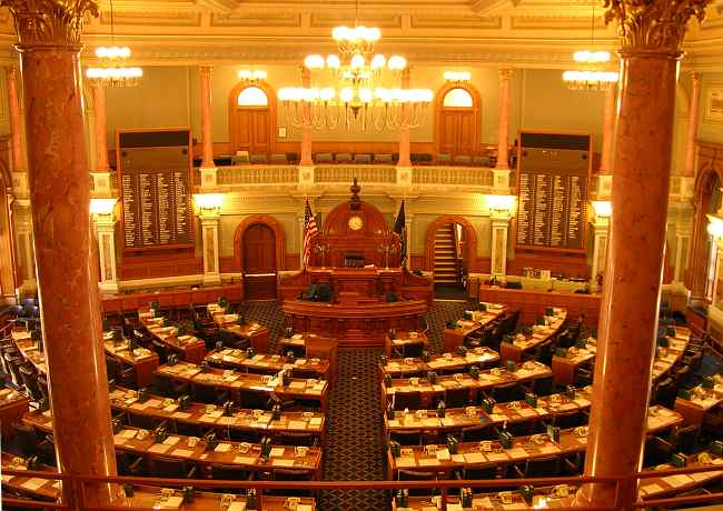 Rhyming Chaplain Set to Retire; KS Senate at Loss for Who to Hire