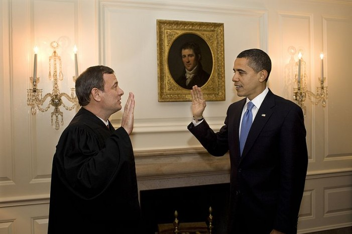 Conservative Darling Chief Justice John Roberts Joins Liberal Justices in Saving Obamacare