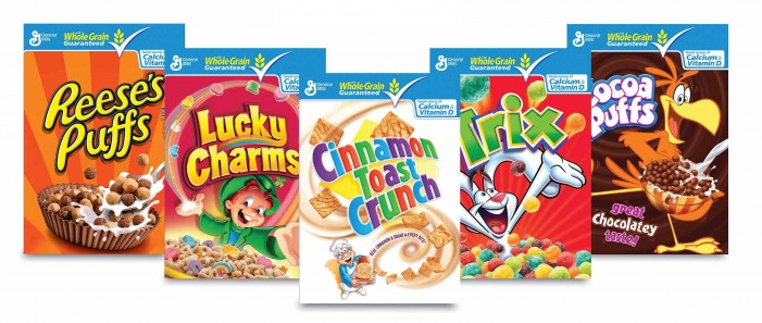 General Mills Announces Support for Same-Sex 'Marriage'