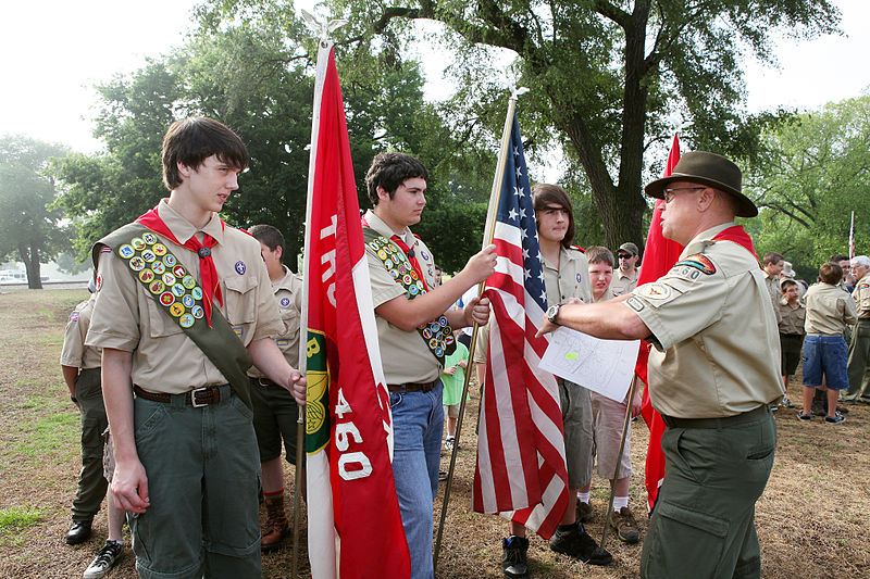 scouts boy scout boys america bankruptcy bsa gay eagle scouting breaking wikimedia being fema commons oregon boyscouts domain california change