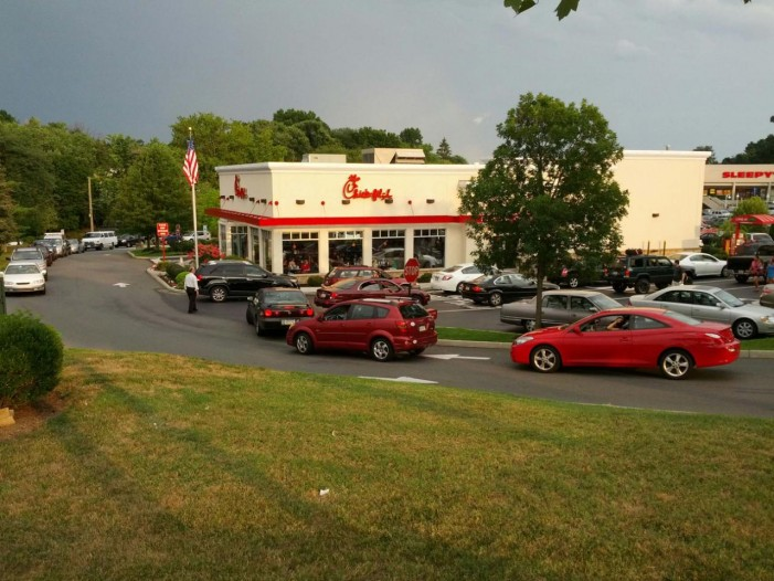 Chick-fil-A Appreciation Day: Over Half a Million to Show Up at Restaurants Today