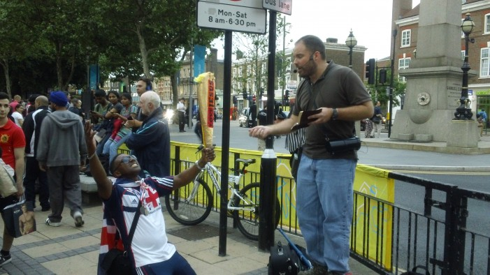 Evangelists Take the Gospel to the Nations at the Olympic Games