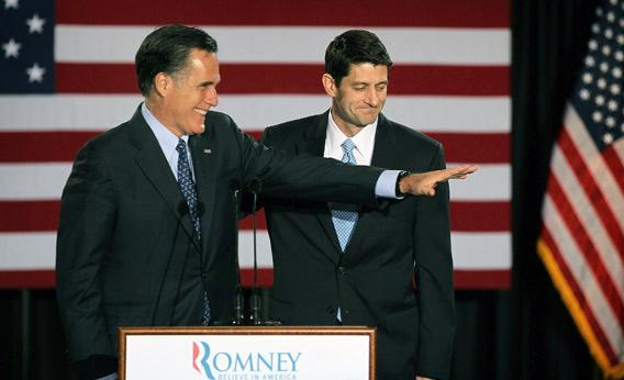Romney-Ryan Campaign Vows Not to Oppose Abortion in Cases of Rape, Incest and Life of the Mother