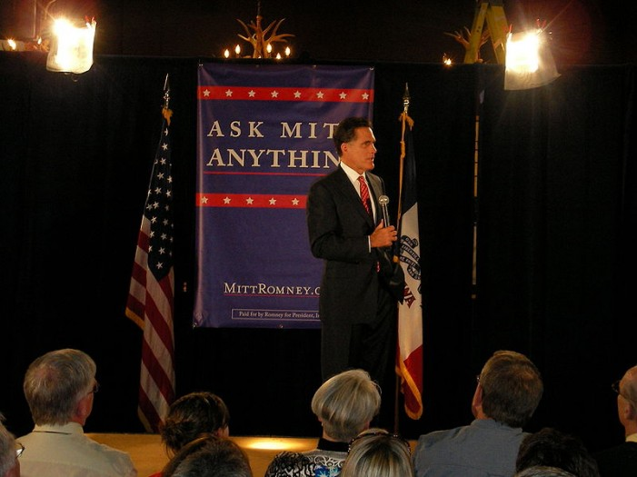 Romney Wants Taxes Kept Private Over Millions Donated to Mormonism