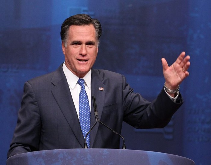 Prayer to Be Offered Up to Mormon god Prior to Mitt Romney's Acceptance Speech