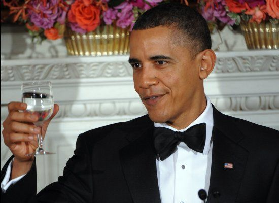 Obama Opens White House Doors to Ramadan, Dines in the Name of Allah