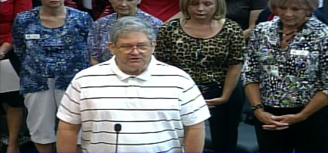 Atheist Delivers 'Prayer' at Tulsa City Council Meeting