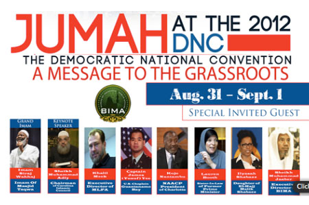 Muslims Descend Upon Democratic National Convention to Fight American 'Islamophobia'