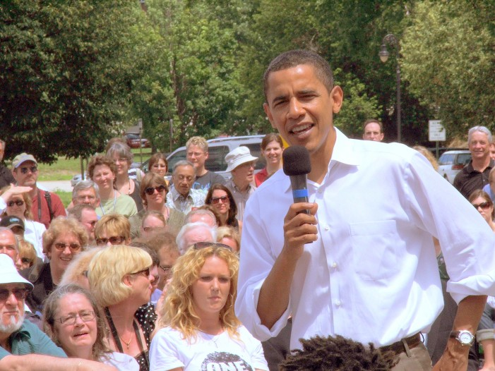 Obama Campaign to Romney: Taking 'God' Off Currency as Likely as Aliens Attacking Florida