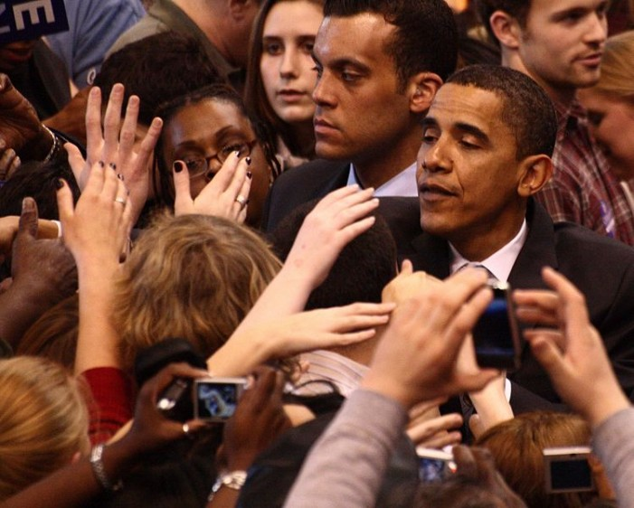 Crowds Cheer Homosexuality, Abortion During Obama Acceptance Speech
