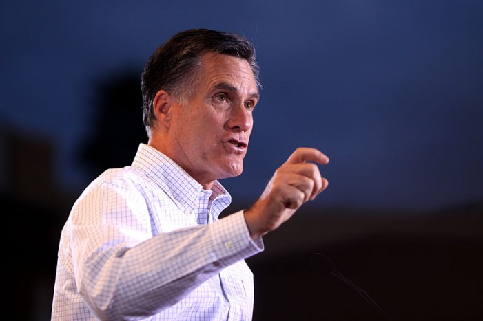 Romney, Who Defended 'Right' to In-Room Porn at Mormon-Run Hotel Chain Marriott, Back on Board