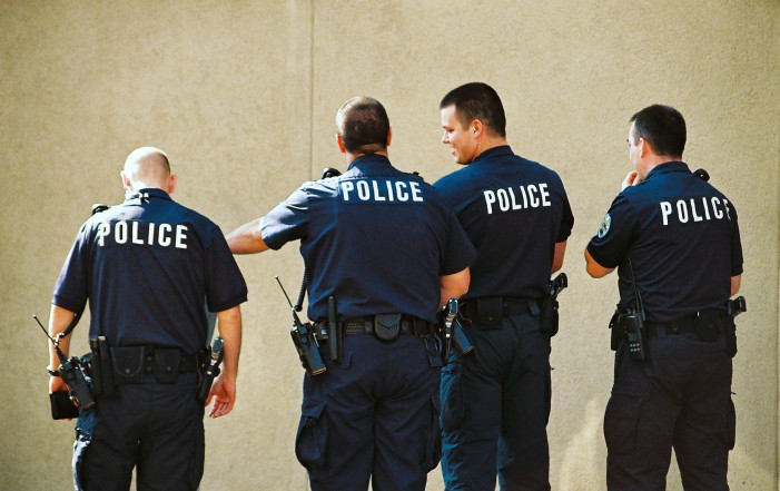 Federal Court: No First Amendment Right to Record Cops Unless Challenging Police