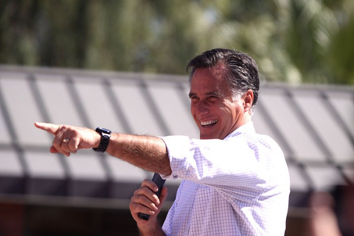 Republican Homosexual Group Endorses Romney, Campaign 'Pleased to Have the Support'