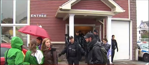 Protesters Storm Church, Chant 'If Mary Had Known About Abortion, We Wouldn't Have This Nonsense'