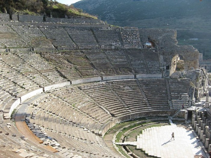 Reconstruction Plan Approved for Biblical City of Ephesus