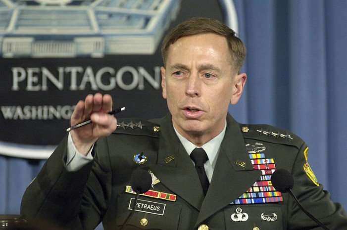 CIA Director David Petraeus Quits Over Extramarital Affair