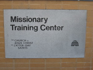mormon training center