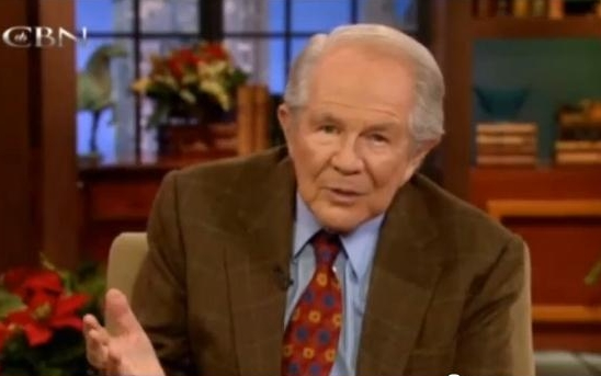 Pat Robertson on Sex Change Operations: 'I Don't Think There's Any Sin Associated With That'