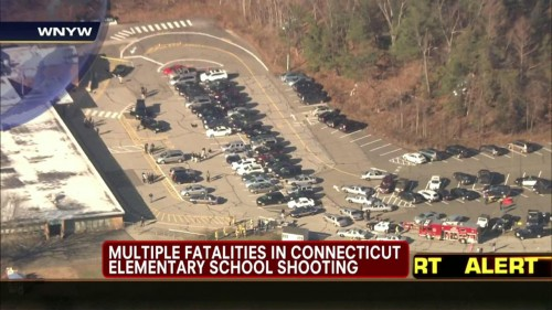 27 Shot Dead, Including 20 Children and Principal, at Connecticut Elementary School