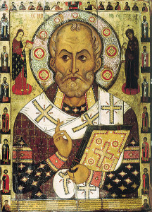 Saint Nicholas of Turkey