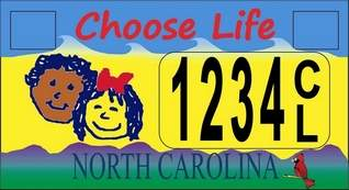 Federal Judge Rules North Carolina's 'Choose Life' License Plates Unconstitutional