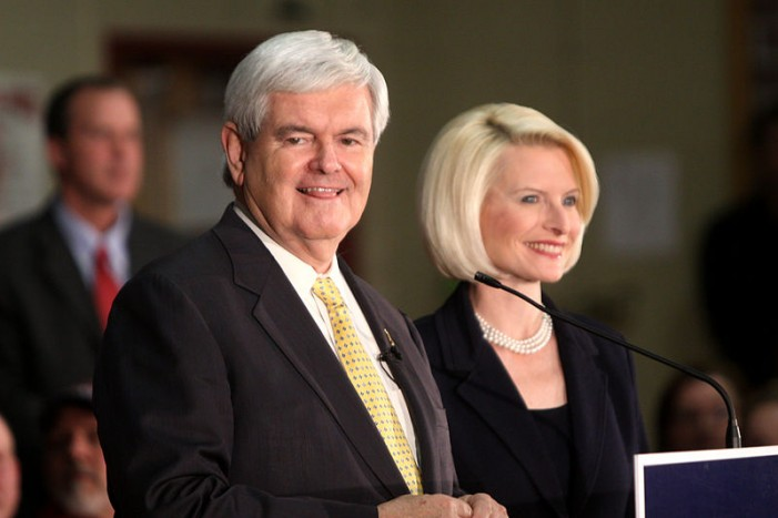 Newt Gingrich: Republicans Need to 'Accommodate' Same-Sex 'Marriage'