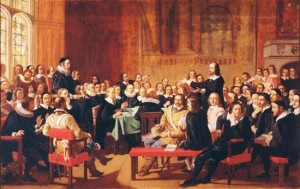 The Puritans of England