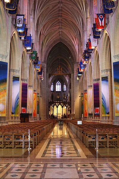 National Cathedral Peals Bells, Holds Prayer Service to Celebrate Homosexual 'Marriage' Ruling