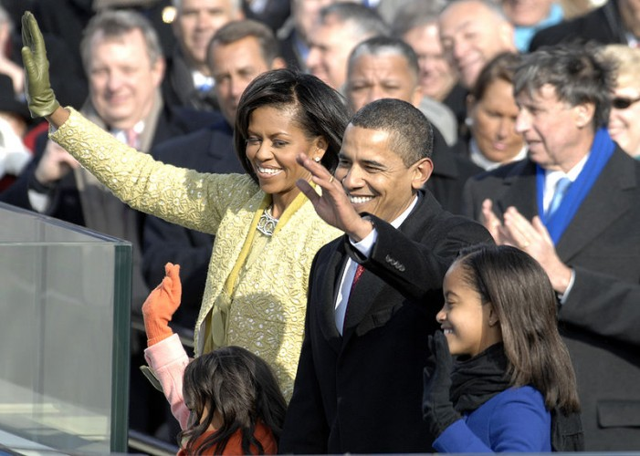 Obama Issues Inaugural Call to Reconstruct Society for 'Gay Brothers and Sisters'