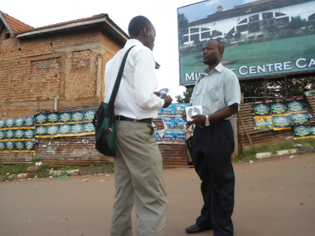 Ugandan Pastor Arrested, Chained to Tree by Police For Giving Away Gospel Film on Street