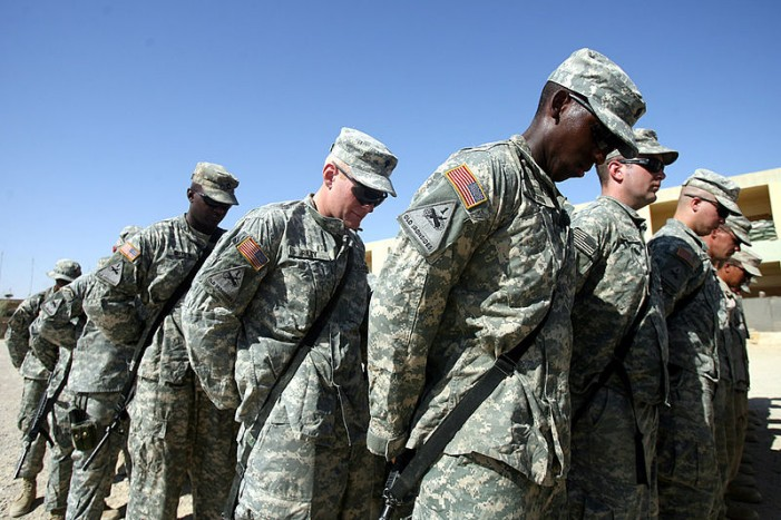 Atheist Groups Lodge Complaint With DoD Over Prayers at Military Graduation Ceremonies