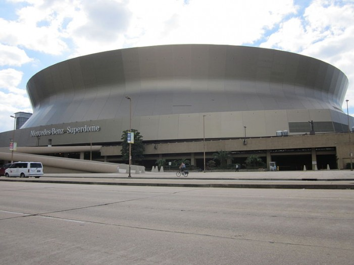 Scores of Christians Touch Down in New Orleans to Proclaim Christ at Super Bowl