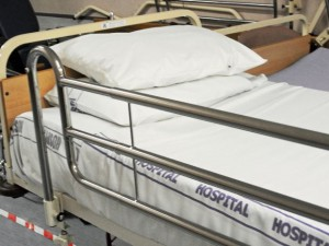 hospital bed pd