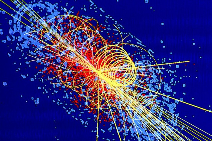 Physicists Claim to Have Found Long-Sought 'God Particle'