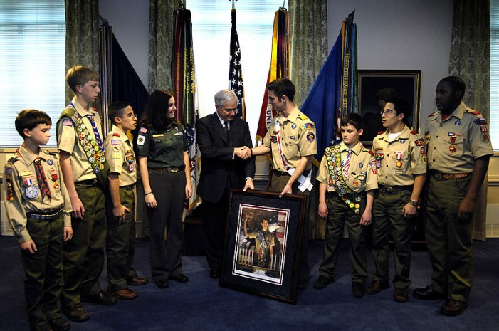 Mormons Approve of Boy Scouts' Proposal Permitting Openly Homosexual Members