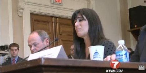 Wife of American Pastor Imprisoned in Iran Makes Emotional Plea During Congressional Hearing