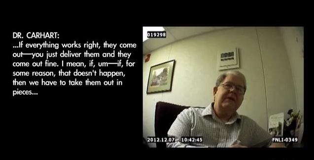 Late-Term Abortionist Compares Aborted Babies to 'Meat in a Crock Pot'