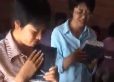 Missionary Footage Captures Emotion of Chinese Christians Receiving Bibles for the First Time