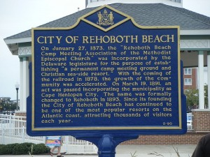 Rehoboth_Beach_historical_marker