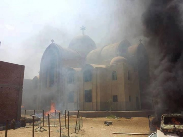 Egyptian Christians, Copts Endure Horrific Persecution As Violence and Unrest Continue