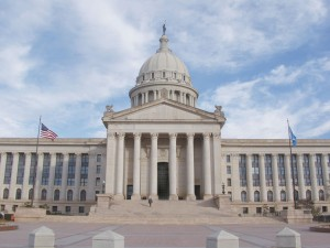 Oklahoma Capitol Building pd