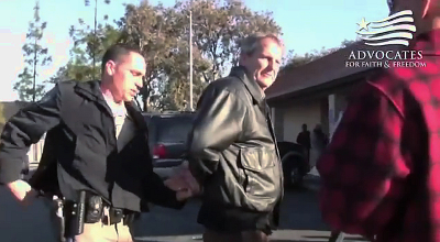 Christians Arrested for Reading Bible Outside DMV Declared 'Not Guilty' By California Court